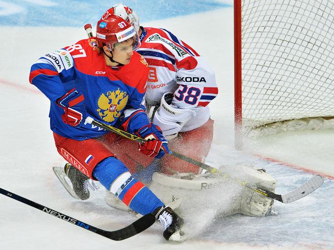 ЧМ-2016. Россия сыграет с Чехией, а Канада – с США