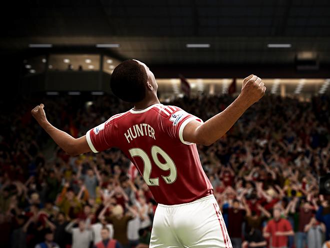 EA Sports представила симулятор FIFA 17
