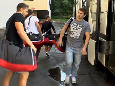 «Спартак» отправился тренироваться в Марибор