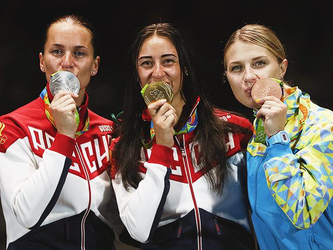 Олимпийские игры - 2016. Проблемы безопасности и дуэль России и Украины