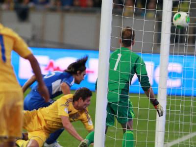 Украина – Сан-Марино – 9:0