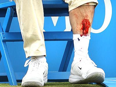 Самые памятные проявления неспортивного поведения в теннисе