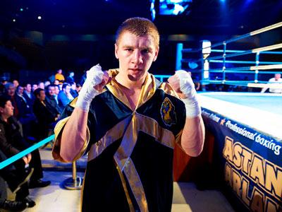 Лучший боксёр «Украинских атаманов» о карьере