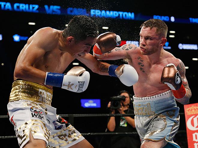 Обзор главных боксёрских боёв