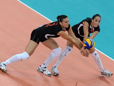 Женская сборная Турции по волейболу