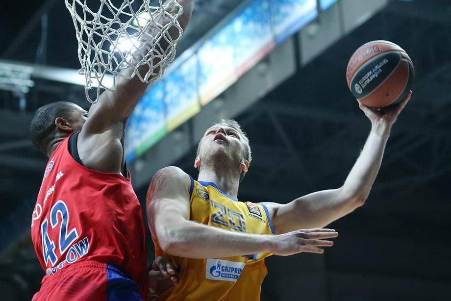 ЦСКА сыграет с «Химками» в финале