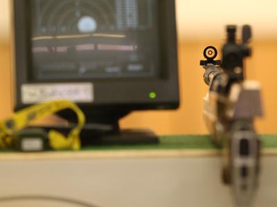 Описание пулевой стрельбы из винтовки
