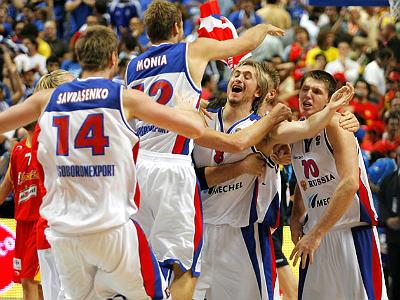 Топ-10 матчей сборной России на Евро в XXI веке