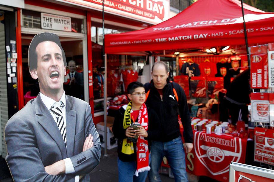 Вы не узнаете «Арсенал». Эмери изменил всё