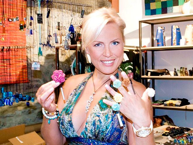Наталье Рагозиной исполнилось 39 лет