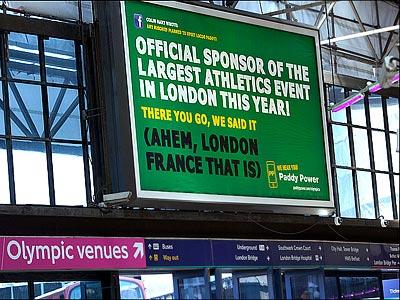 Лондон-2012. Пять лучших рекламных кампаний на Олимпиаде