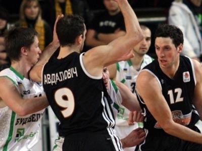 «Будивельник» вышел в «Финал четырёх» Кубка Украины