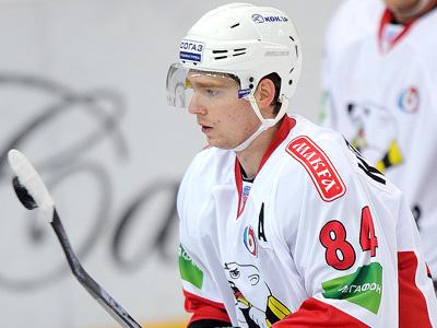 Евгений Кузнецов забил первый гол в сезоне