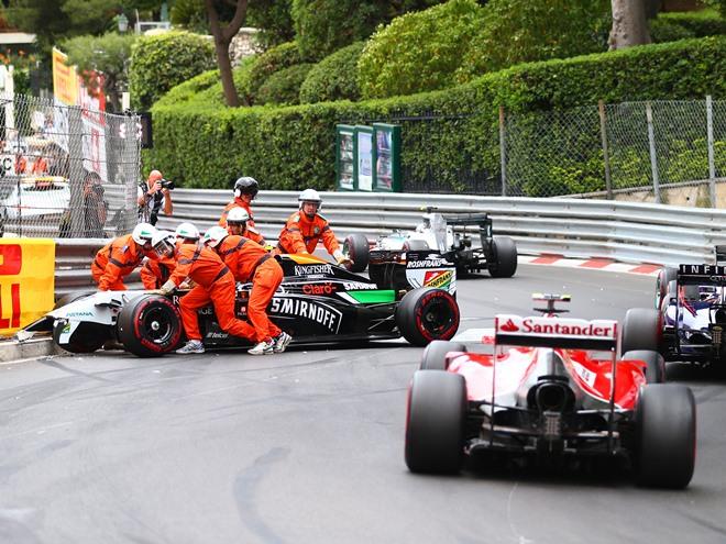 Формула-1. Гран-при Монако. Онлайн воскресенья