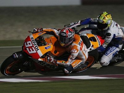 Обзор Гран-при Катара MotoGP-2013