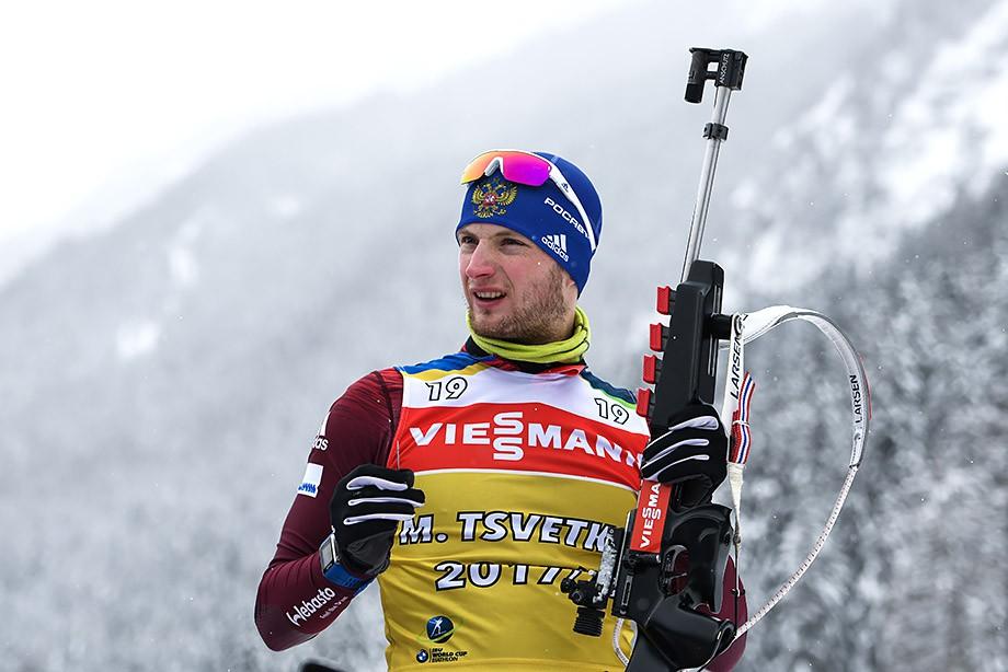 Мартен Фуркад одержал победу гонку преследования КМ-2018 вХолменколлене