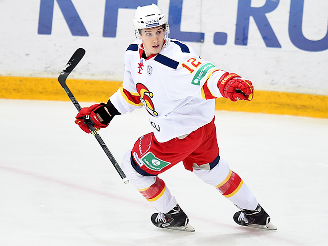 Мозес – о рекорде в КХЛ и мечте об НХЛ