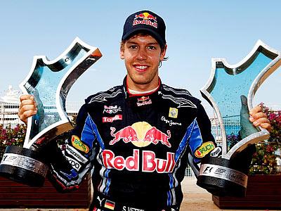 Хронометр: Гран-при Европы