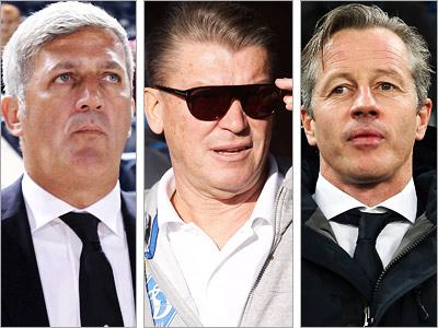 Келлеру, Петковичу и Блохину грозит отставка