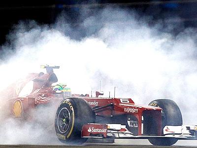 Разбор аварий на Гран-при Абу-Даби Формулы-1