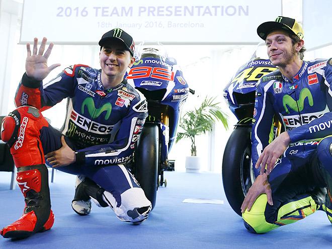 Чемпион MotoGP Хорхе Лоренсо решил сменить «Ямаху» на «Дукати»