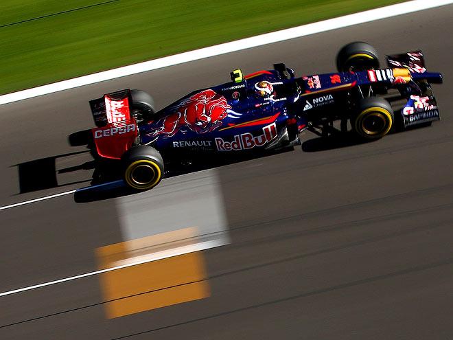 Расстановка сил перед гонкой Гран-при России