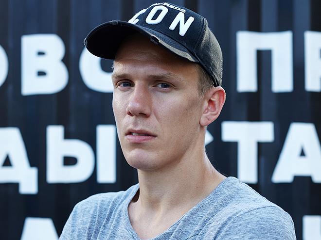 Вернблум поговорил с «Чемпионатом» на открытии Adidas Base