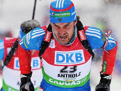 Интервью с победителем биатлонного спринта Евгением Гараничевым