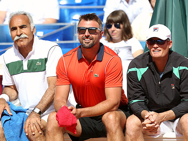 «Легенды тенниса»