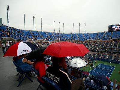 Наперегонки с дождём