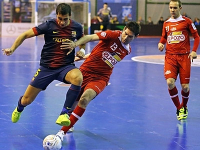 «Барселона» и «Эль Посо» - снова в финале
