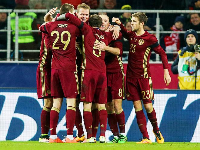Россия – Литва - 3:0. 26 марта 2016 года. Обзор матча
