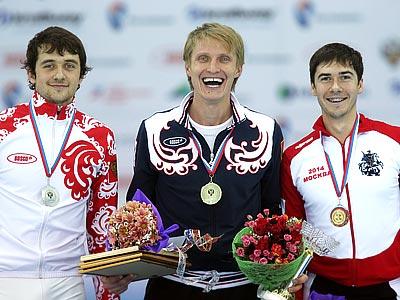 Иван Скобрев стал 10-кратным чемпионом России