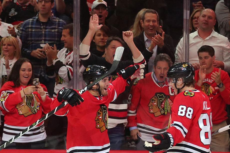 События дня НХЛ: в КХЛ такого не увидишь. Чемпион бит со счётом 10:1