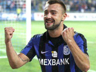 «Черноморец» - «Динамо» (Загреб) – 2:1