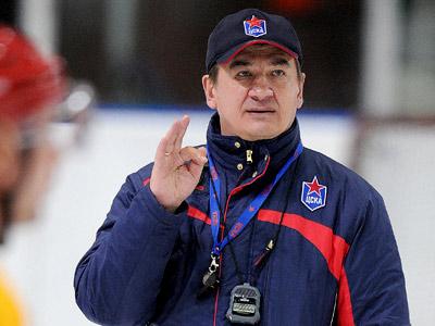 Главный тренер ЦСКА – о подготовке к сезону