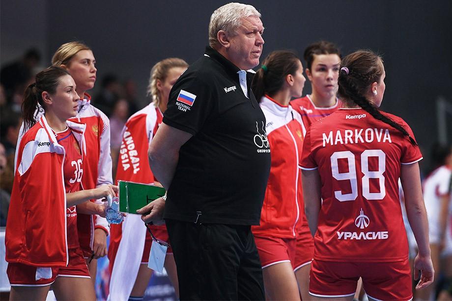 Русские гандболистки обыграли Португалию вматче отбора начемпионат Европы