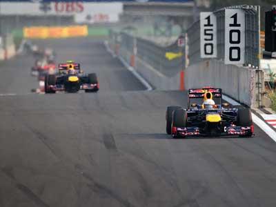 Комментарии участников Гран-при Кореи Формулы-1
