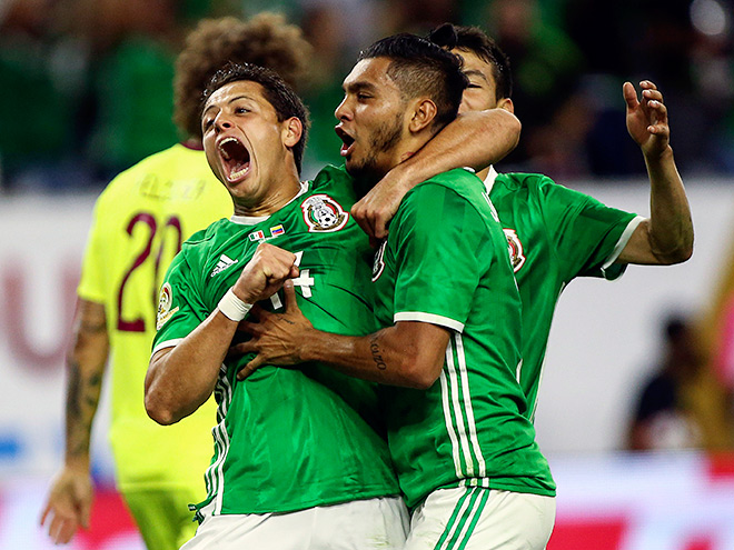 Тактика сборной Мексики и Хуан Карлос Осорио - на Кубке Америки
