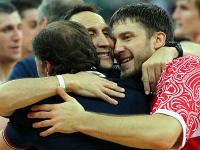 Сборная России по баскетболу пробилась на Олимпиаду