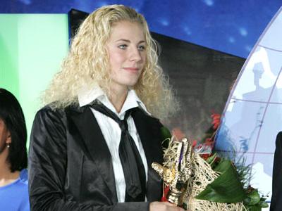Знакомьтесь: женская сборная России. Часть 1