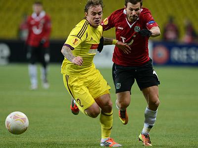 Ещенко, Буссуфа и Ахмедов – о матче с «Ганновером»