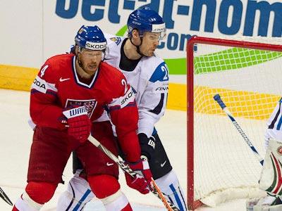 Сборная Финляндии обыграла Чехию – 3:0