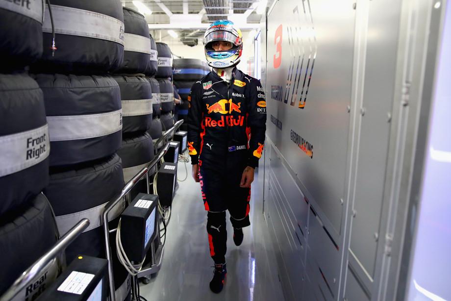 Есть ли заговор против Риккардо? Оценки за Гран-при Мексики