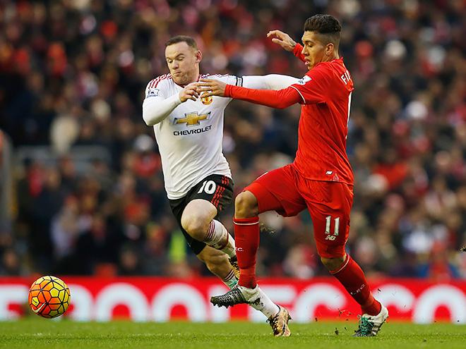 «Ливерпуль» — «Манчестер Юнайтед»