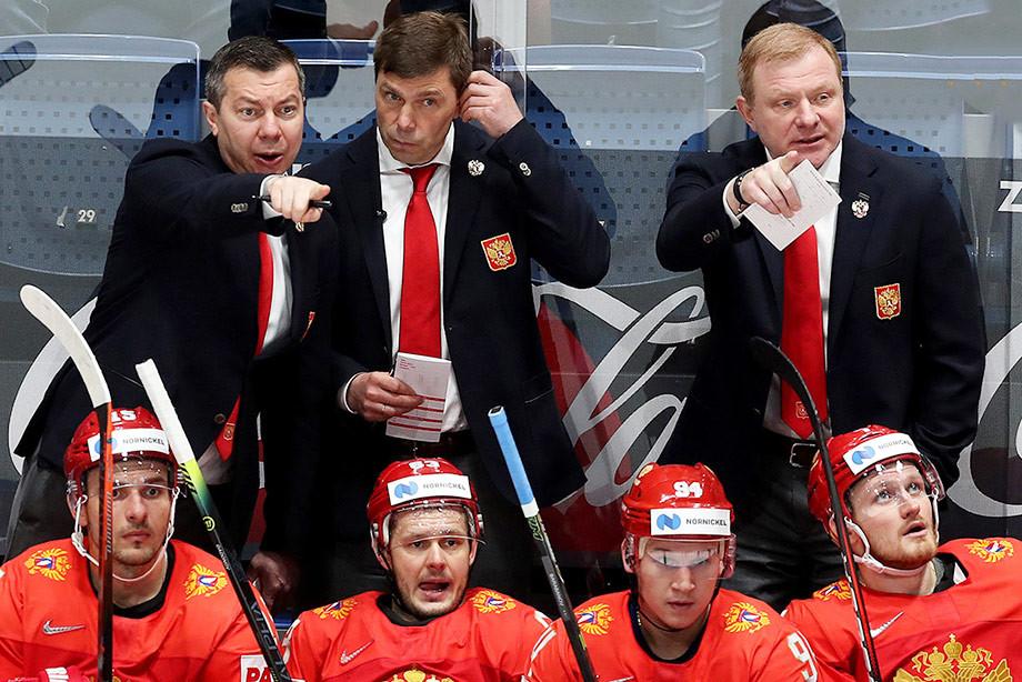 Почему сборной России никто не простит поражения