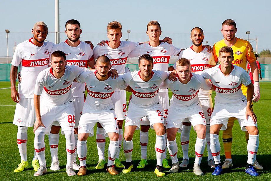 «Спартак» провёл первый матч в 2019-м. Получилось очень весело!