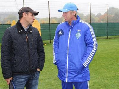 «Динамо» провело спарринг в Германии