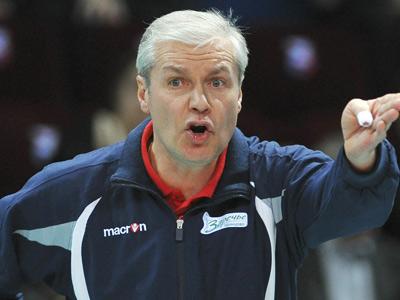 Вадим Панков подвёл итоги чемпионата для «Заречья-Одинцово»