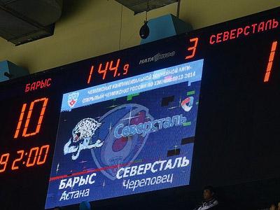 Итоги четвертого игрового дня КХЛ